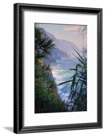 Island Experience, Kauai-Vincent James-Framed Photographic Print