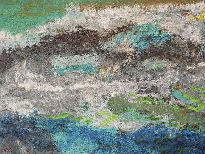 Island from the Sky-Hilary Winfield-Giclee Print