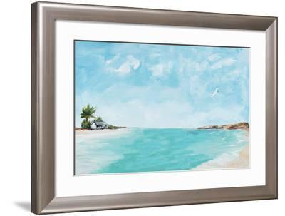 Island Home-Julie DeRice-Framed Art Print