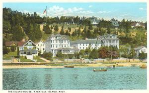 Island House, Mackinac Island, Michigan
