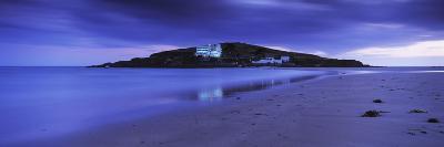 Island in the Ocean, Burgh Island, Bigbury-On-Sea, South Devon, Devon, England--Photographic Print