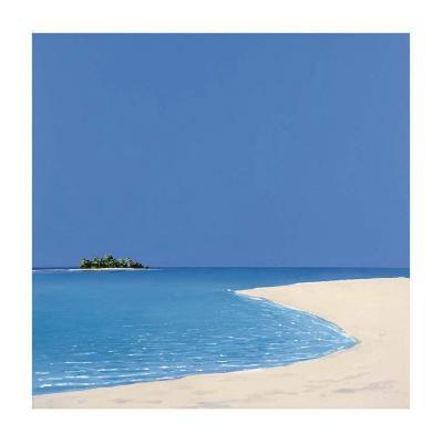 Island in the Sun I-Werner Eick-Art Print