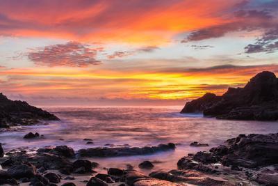 Halona Cove Sunrise