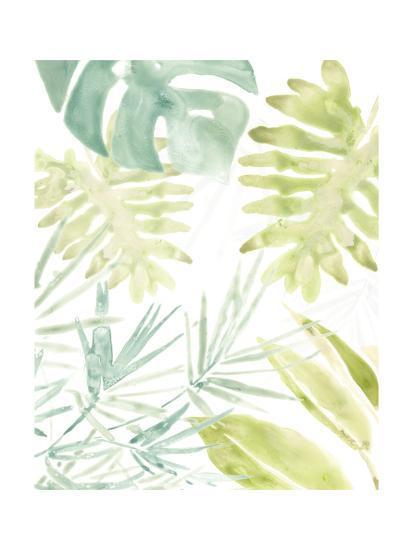Island Medley I-June Vess-Art Print