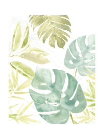Island Medley III-June Vess-Art Print