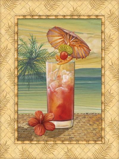 Island Nectar III-Charlene Audrey-Art Print