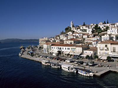 Island of Poros, Greece-Michael Jenner-Photographic Print