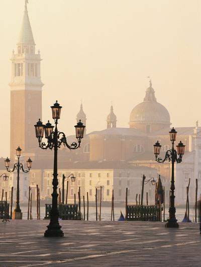 Island of San Giorgio Maggiore-William Manning-Photographic Print
