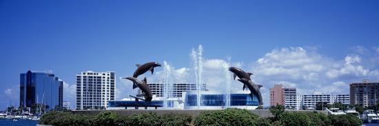 Island Park Sarasota Florida, USA--Photographic Print