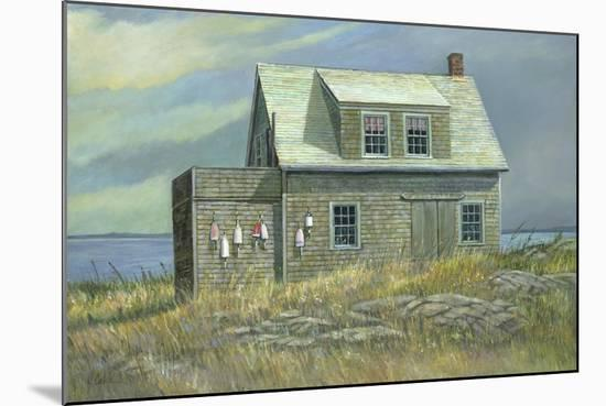 Island Rental-Jerry Cable-Mounted Giclee Print
