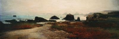 Island Shores II-Amy Melious-Premium Giclee Print