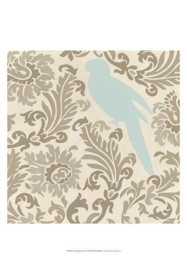 Island Tapestry II-Erica J^ Vess-Art Print