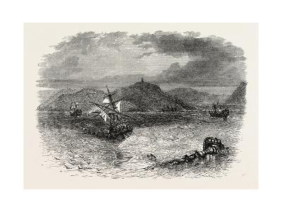 Islands at the Mouth of the St. Lawrence River, 1870s--Giclee Print