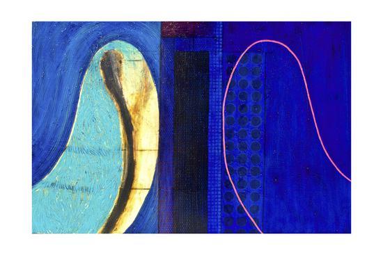 Islands-David Spencer-Giclee Print