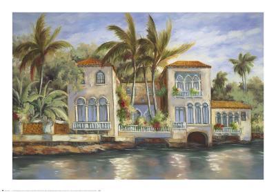 Isle of Palms II-Alexa Kelemen-Art Print