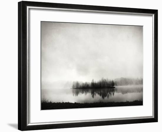 Isle of Silence-Franz Bogner-Framed Premium Photographic Print