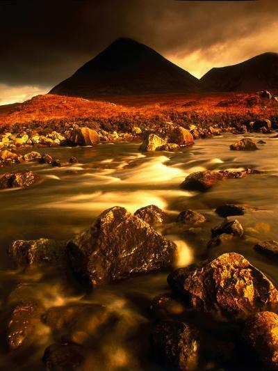 Isle of Skye Highlands Scotland--Photographic Print
