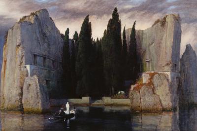 Isle of the Dead, 1883-Arnold B?cklin-Giclee Print