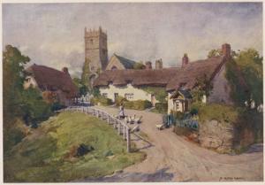 Isle of Wight: Godshill