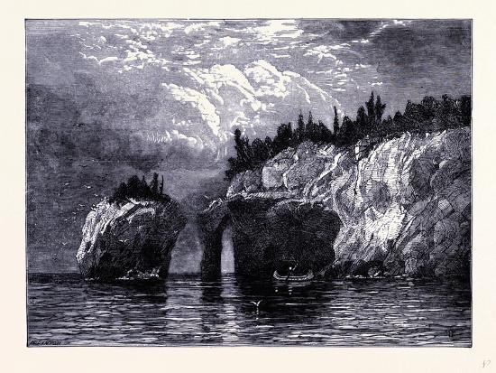 Isle Royale United States of America--Giclee Print