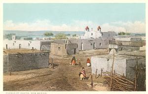 Isleta Pueblo, New Mexico