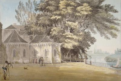 Isleworth, Middlesex, 1787-John Claude Nattes-Giclee Print