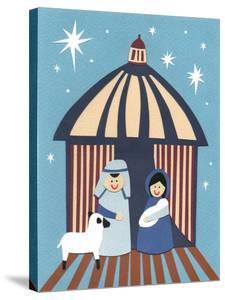 Nativity, 2014 by Isobel Barber