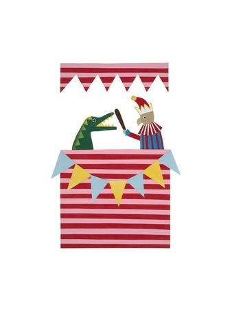 Punch and Judy, 2014