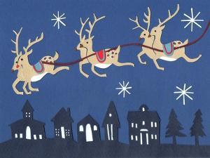 Reindeer, 2014 by Isobel Barber