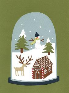 Snowglobe, 2014 by Isobel Barber