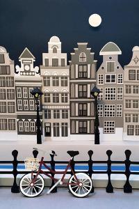 The City Sleeps by Isobel Barber