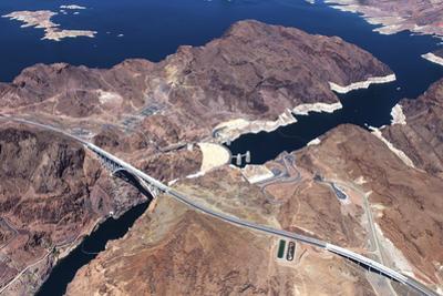 Hoover Dam, Colorado Grand Canyon, Arizona, Usa by isogood