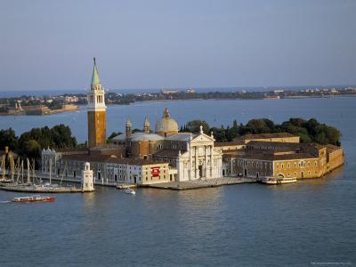 Isola San Giorgio, Venice, Veneto, Italy-James Emmerson-Photographic Print