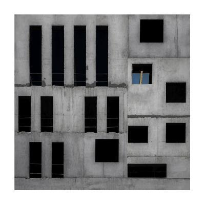 Isolation Cell-Gilbert Claes-Giclee Print