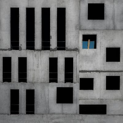 Isolation Cell-Gilbert Claes-Photographic Print