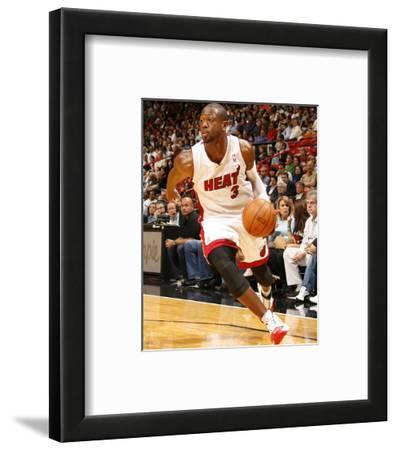 Detroit Pistons v Miami Heat: Dwyane Wade
