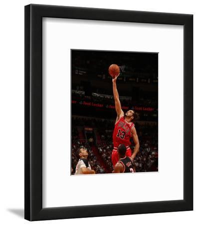 Feb 3, 2014, Chicago Bulls vs Miami Heat - Joakim Noah