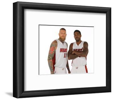 Miami Heat Media Day 2015