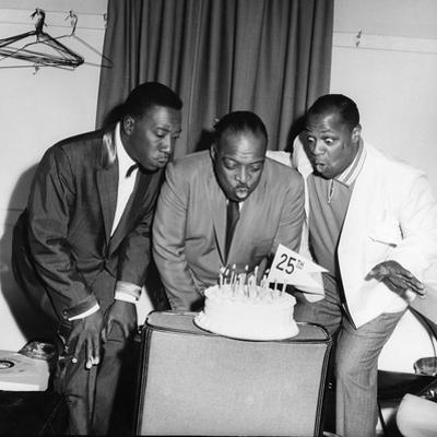 Count Basie, Joe Williams and George Kirby - 1960