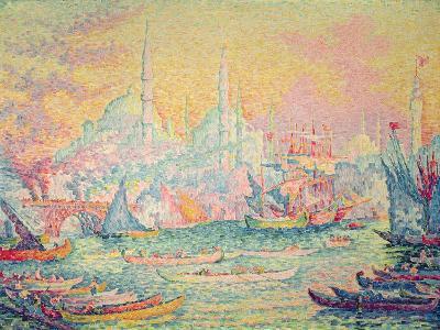 Istanbul, 1907-Paul Signac-Giclee Print