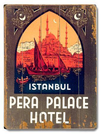 Istanbul Pera Palace Hotel