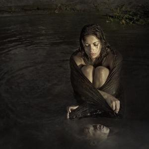 The Widow by Istvan Kadar