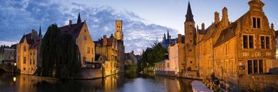 Panorama Brugge