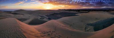 Panorama Maspalomas Dunes