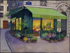 A Parisian Florist Champ Libre by Isy Ochoa