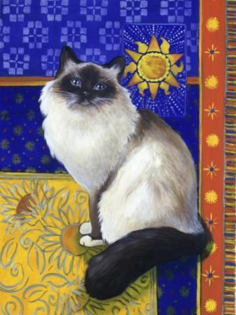 Burmese Cat, Series I