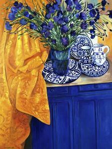 Cornflowers (Les Bleuets) by Isy Ochoa