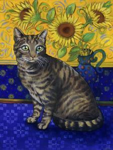 European Cat, Series I by Isy Ochoa