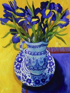Irises, Series I by Isy Ochoa