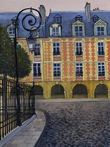 La Place Des Vosges by Isy Ochoa